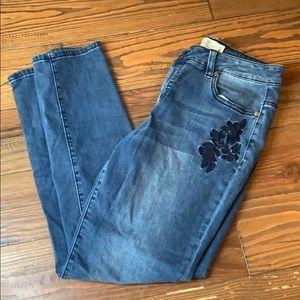Royalty For Me embellished jeans 6